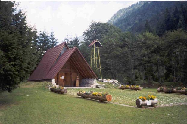 chiesetta Val Malene