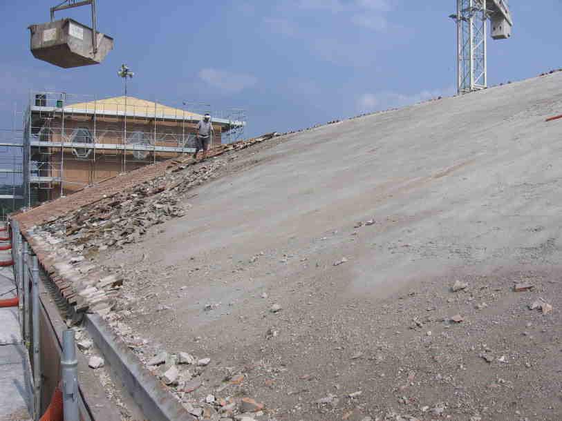 ristrutturazione 2007 del_manto_di_copertura_della_parte_nord_della_navata_