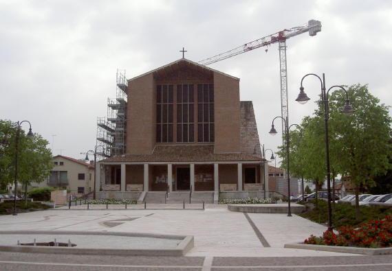 ristrutturazione 2007 frontale