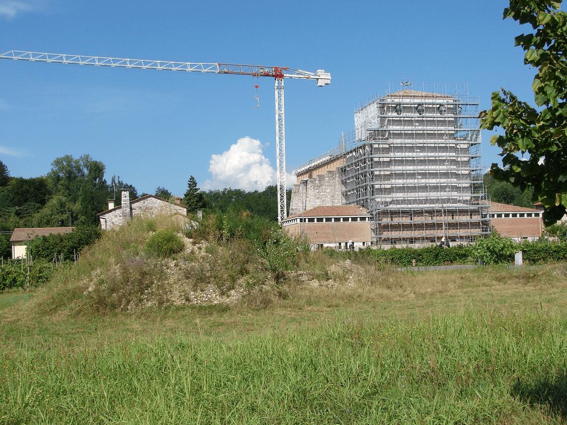 ristrutturazione 2007 lato est
