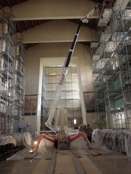ristrutturazione 2007 u interno1 aula