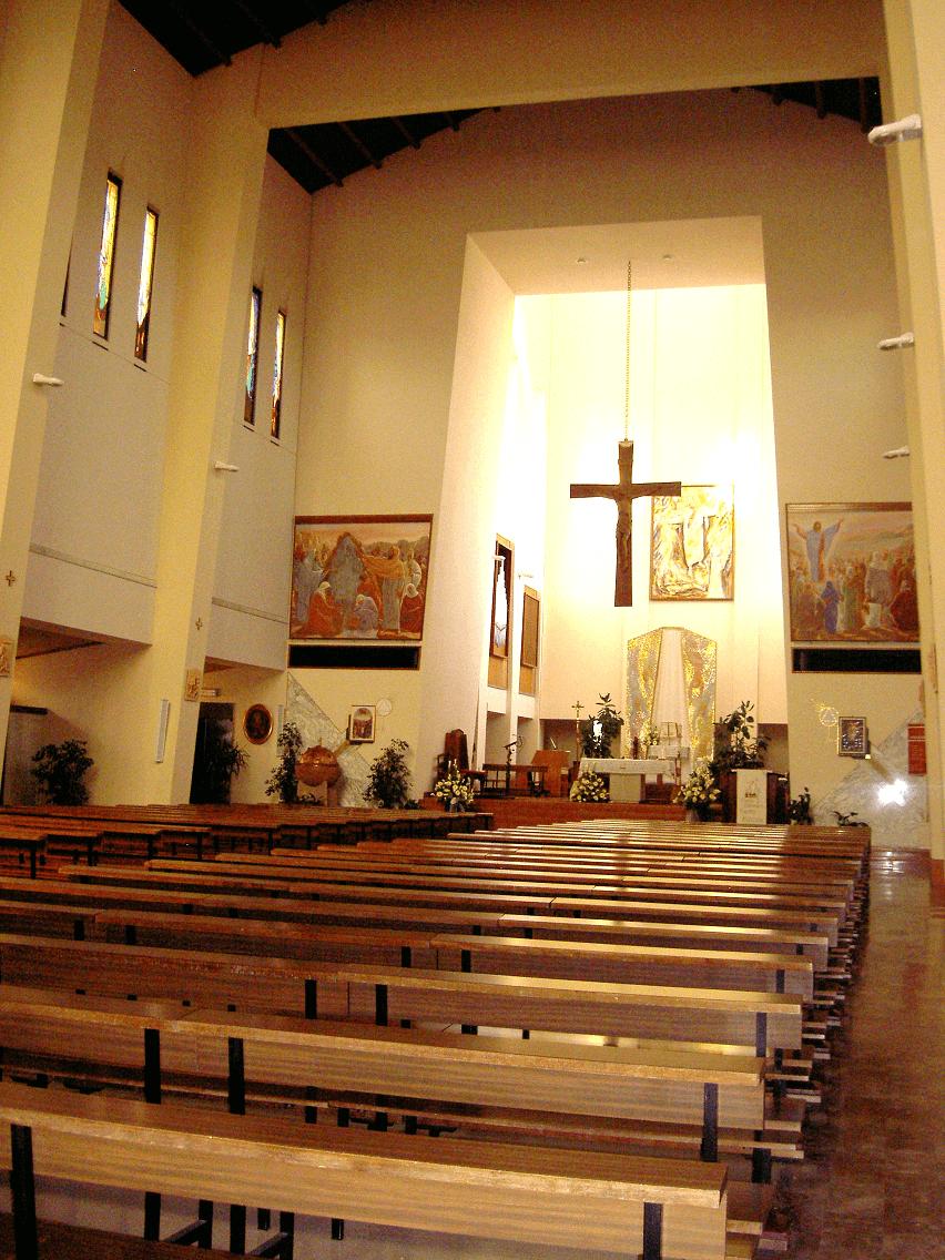 parrocchiale 1 navata