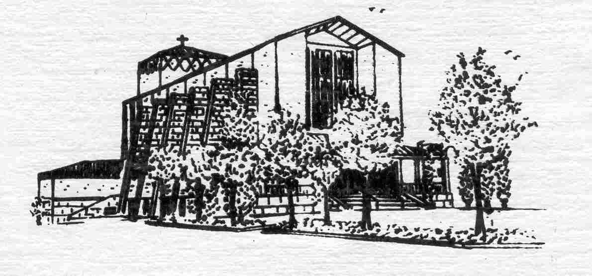 parrocchiale - bozzetto