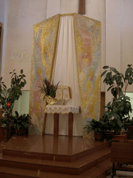 parrocchiale - tabernacolo