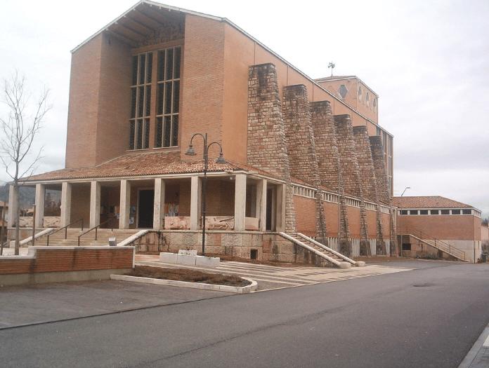 parrocchiale - vista da sud-ovest