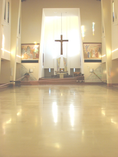 ristrutturazione 2007 v4 navata pulizia finale
