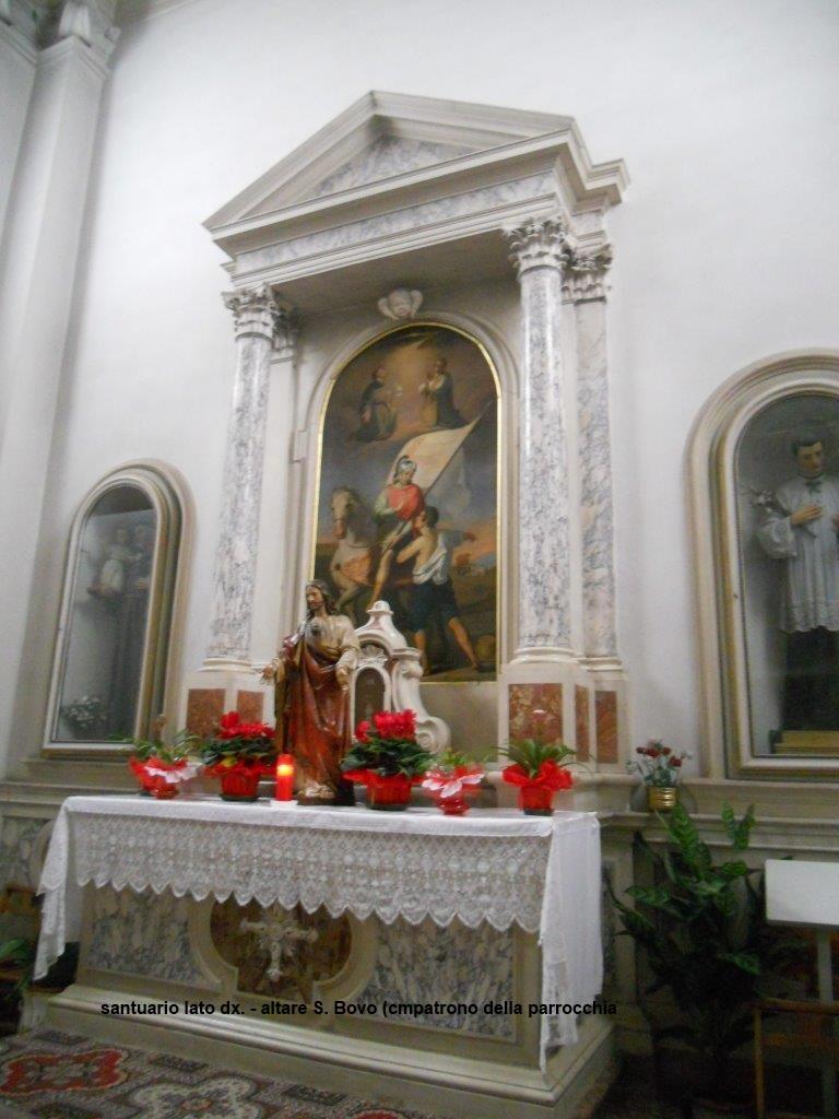 altare san bovo