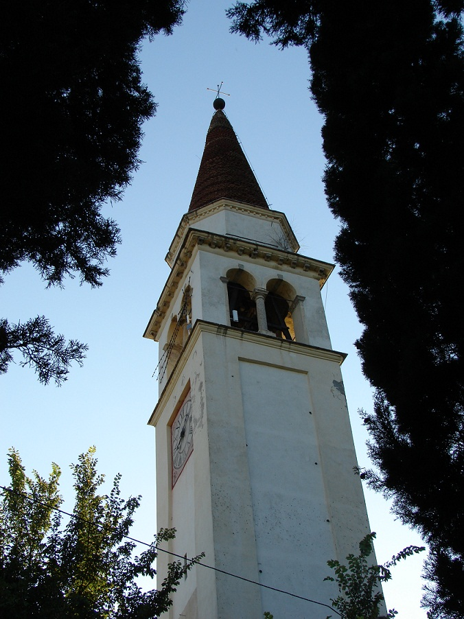 santuario campanile